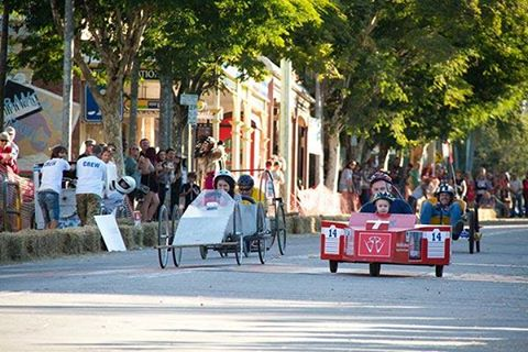 Save the Date: The Bangalow Billycart Derby